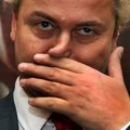 BRITAIN GEERT WILDERS PRESS CONFERENCE LONDON